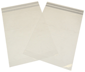 Polythene Bag A4 Size With Re Sealable Glue Line