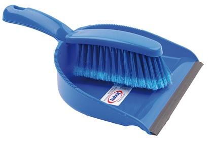 Dustpans, Brooms, Brushes & Bins