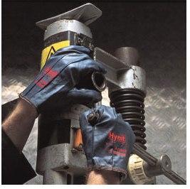 Glove Hynit Blue 32/800