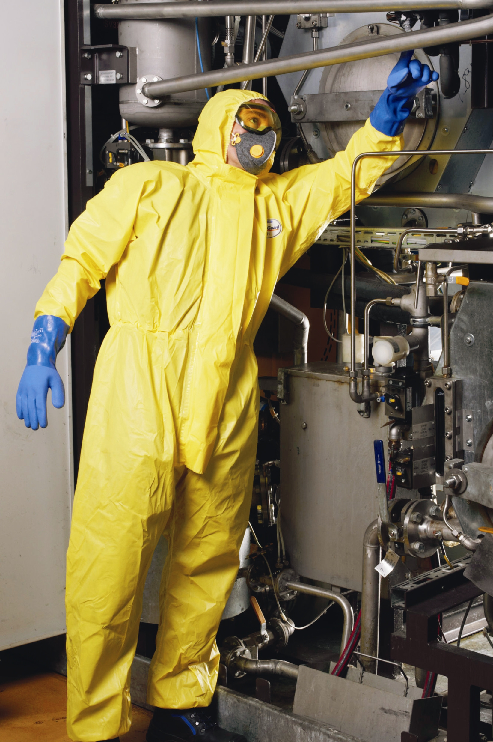 Kleenguard A71 Coverall Yellow 2XLarge -  44/150489 96790
