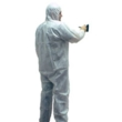 White Disposable Boilersuit (Hooded) Medium Tyvek 44/23500