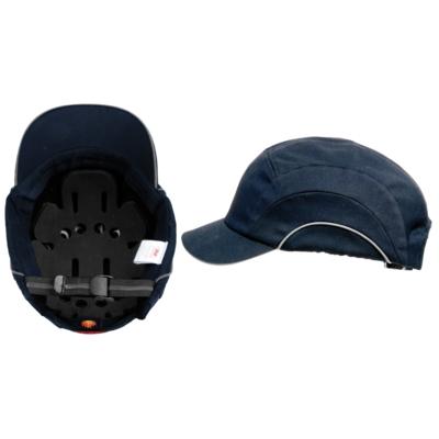 Baseball Style Bump Cap - Navy To En812 Cat:44/150055