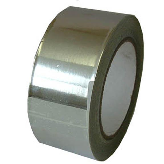 100mm x 45m 40 Micron Foil Tape