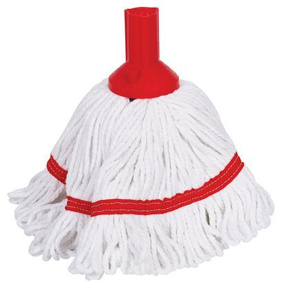 Exel Revolution Mop Heads Red Socket/Red Band (Freedom)