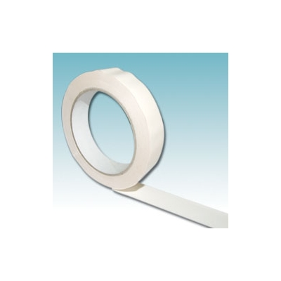 50mm x 66m White Vinyl Tape