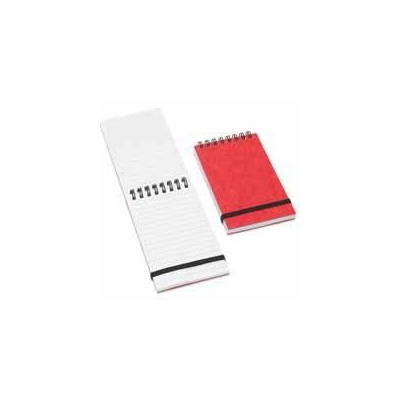 Small Red Notebook