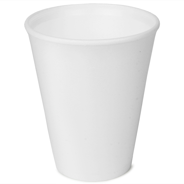 10oz Polystyrene Cups Boxed 1000's