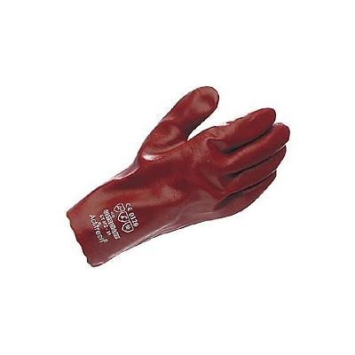 """Glove Red 10.5"""" Gauntlet"""