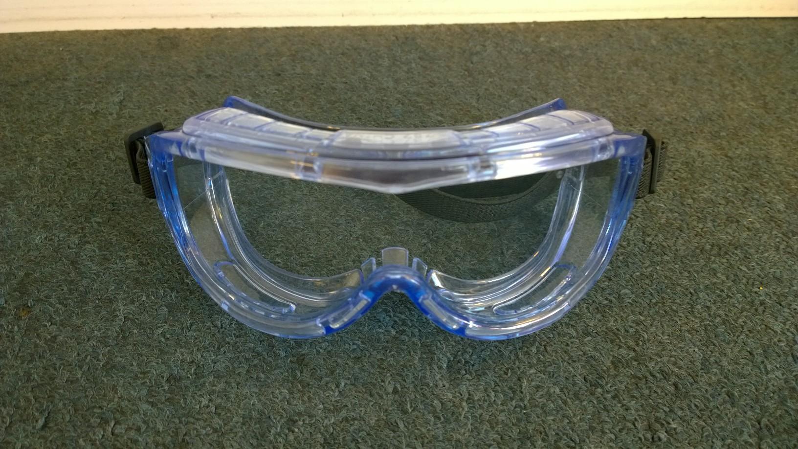 Goggles-Indirect Vent Clear Fogban Lens En166 D1349B