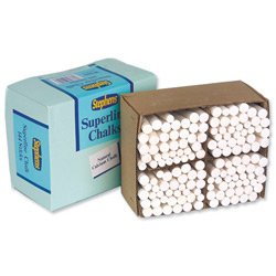 Chalk - White (1 x 144) Cat No: 042/008019
