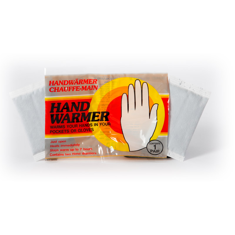 Self Heating Hand Warmers Boxed 40's
