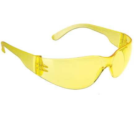 Yellow Jaguar Safety Glasses Ref: 44/999019