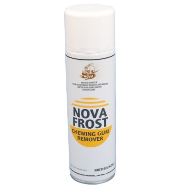 Novafrost Chewing Gum Remover 500ml  Cat: 7/20505