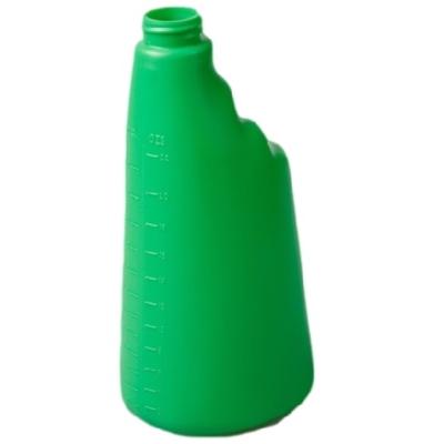 Green Spray Bottle 600ml Empty - 922Bgn