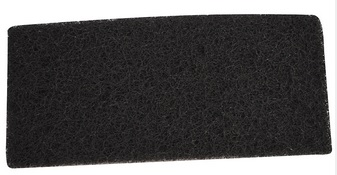 Black Heavy Duty Edging Pad Ref: 30000    Cat: 11/48803