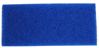 Blue Edging Pad For General Cleaning Ref: 0242