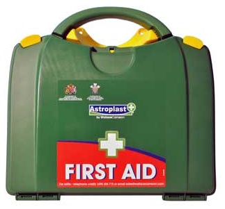 First Aid Kit - Small 10 pers Complete 98/018835