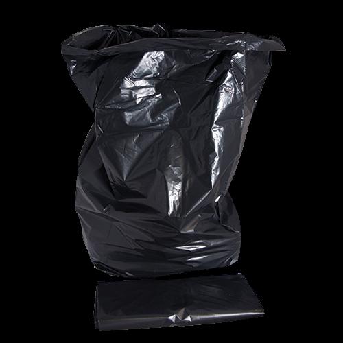 Clydesdale/ Kenbay Black Compactor Sacks 36/709