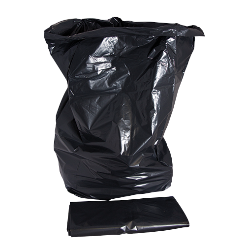Black Jancomp Compactor Sacks