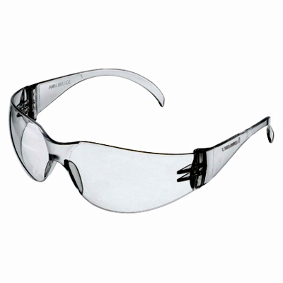 Clear Jaguar Safety Glasses Ref: 44/999018