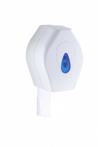 Plastic Mini Jumbo Toilet Roll Dispenser