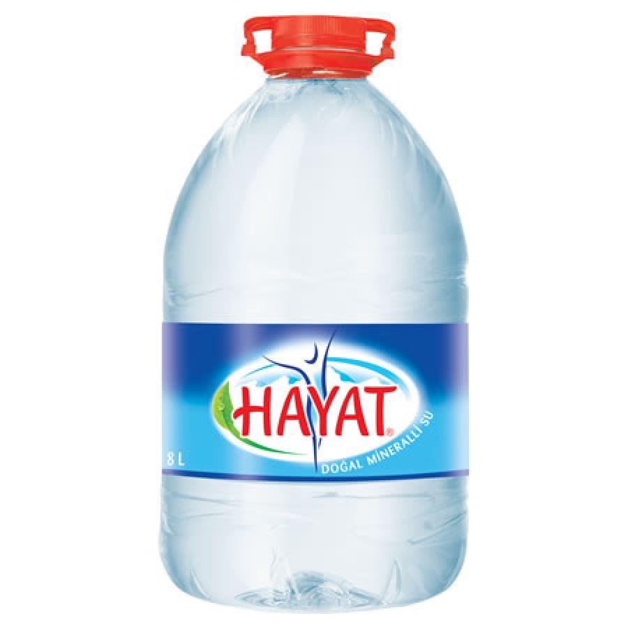 Water, Still, Bottled 5 Litre