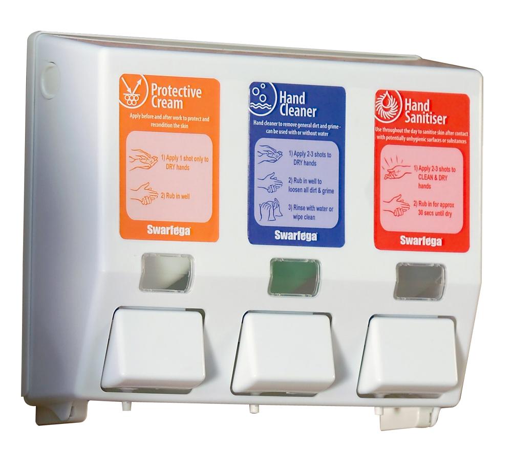 Deb Skin Safety Cradle Centre For Mobile Vans/Work Cabins