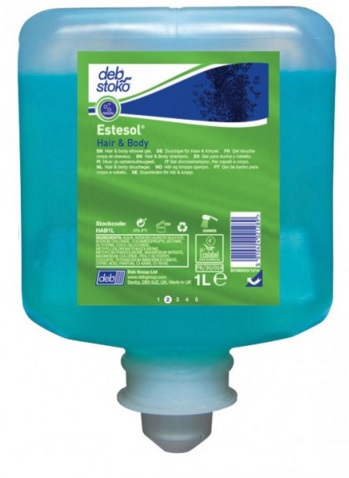 Deb Hair and Body Wash 1 Litre 7/079093 Supercedes 7/42002