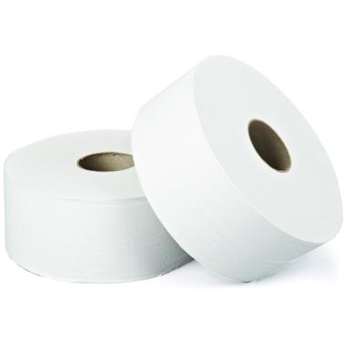 White 2 Ply 200m (12 Pack) Mini Jumbo Roll Cat: 34/101794