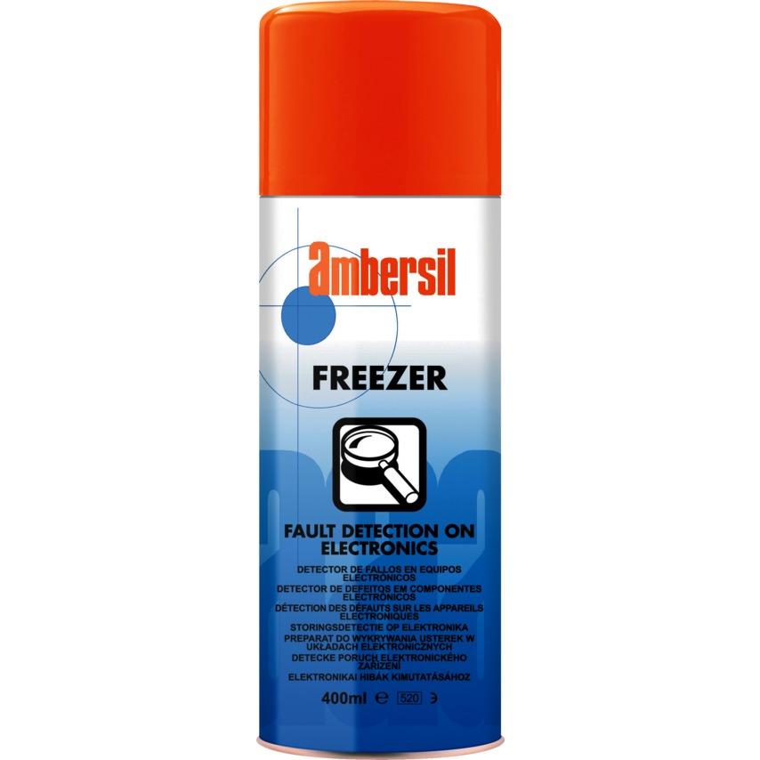Ambersil Freezer Spray 400ml  Aerosol Cat:7/20505