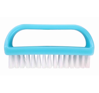 Hand Nail Brush Plastic With Hand Grip Ref: 896