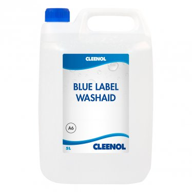 Blue Label Wash Aid 2 x 5 Ltr Dishwasher Detergent