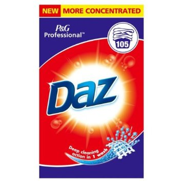 Daz Professional Washing Powder  (125 Wash)