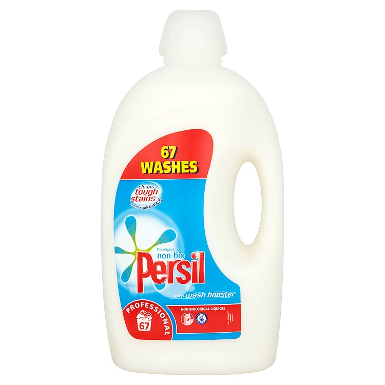 Persil Biological Liquid Detergent 2 x 5Lt Cat: 7/25051