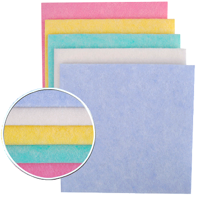 Mighty Swift Wipe - Yellow Medium Weight Cloth Mwc/Y