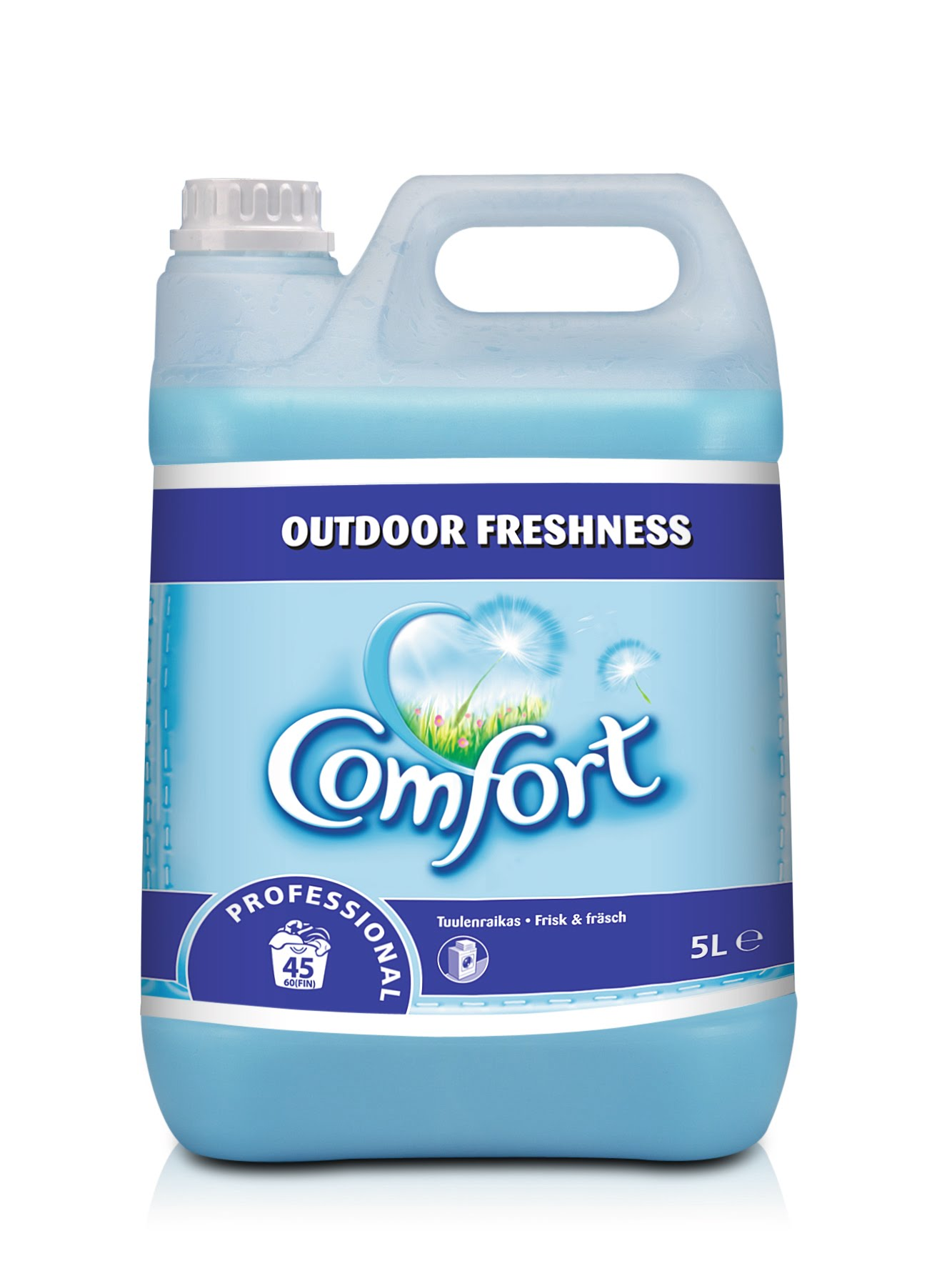 Comfort Fabric Conditioner Prof. Original 4 litre