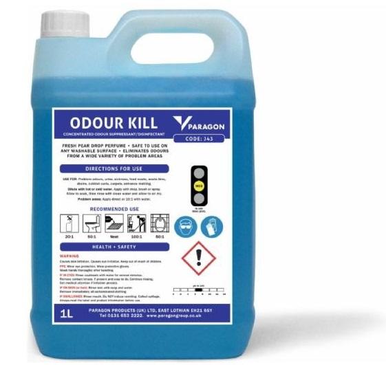 Odour Kill J43 (12 x 1 Litre)