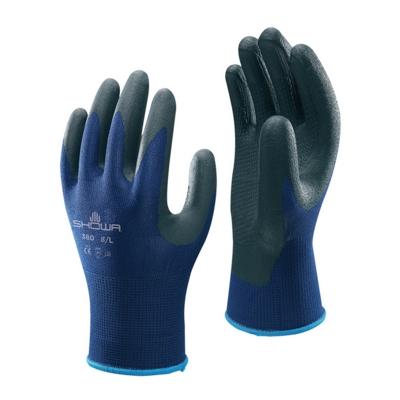 Showa 380 Foam Nitrile Glove