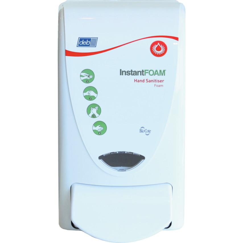 Dispenser For Deb Instant Foam Hand Sanitiser 1 Litre