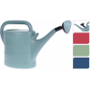 Watering Can Plastic 9/10 Ltr With Rose Top Handle