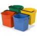 6 Litre Pail Yellow - Without Lid
