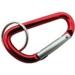 Clip Belt Key Ring Red Ref: 11/012063