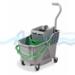 30 Litre Hi-Bak Green Bucket with Wheels
